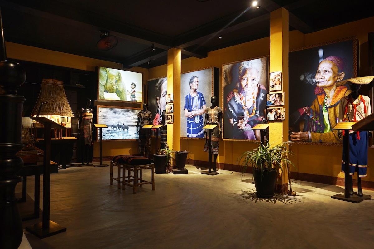 Precious Heritage Museum in Vietnam