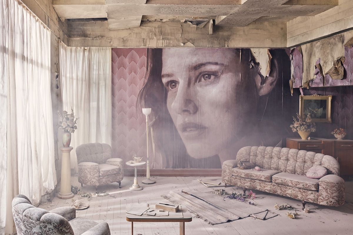 Rone - Empire - Art Deco Mansion instalación
