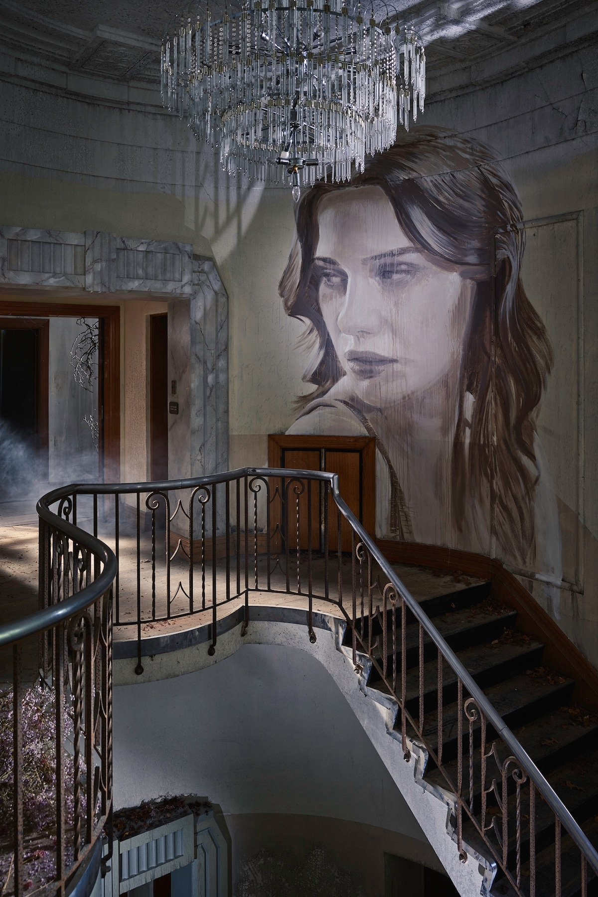 Portrait Painting by Rone