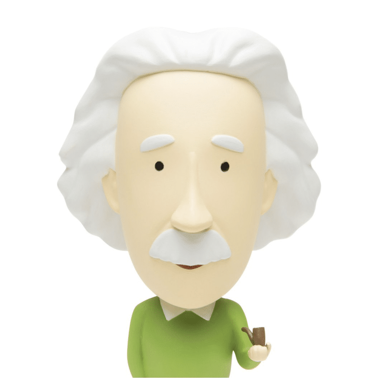 Albert Einstein Action Figure Einstein Toy Einstein Doll