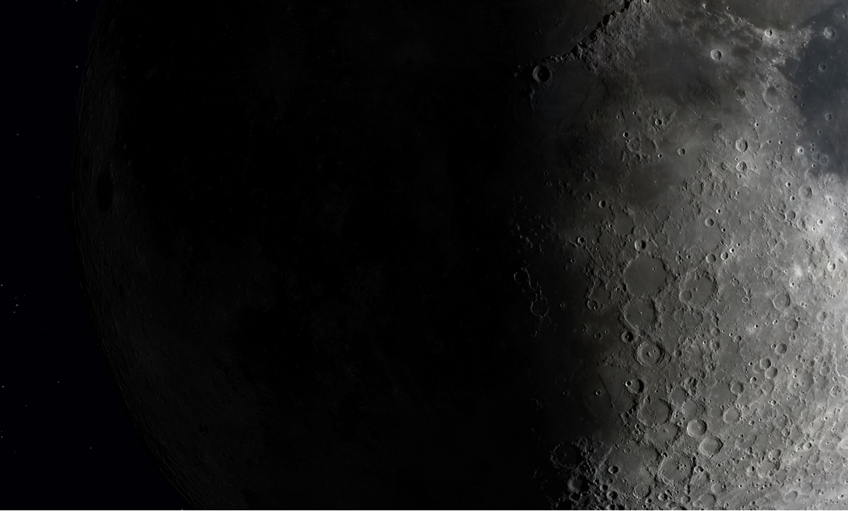 Lunar Photography by Andrew McCarthy