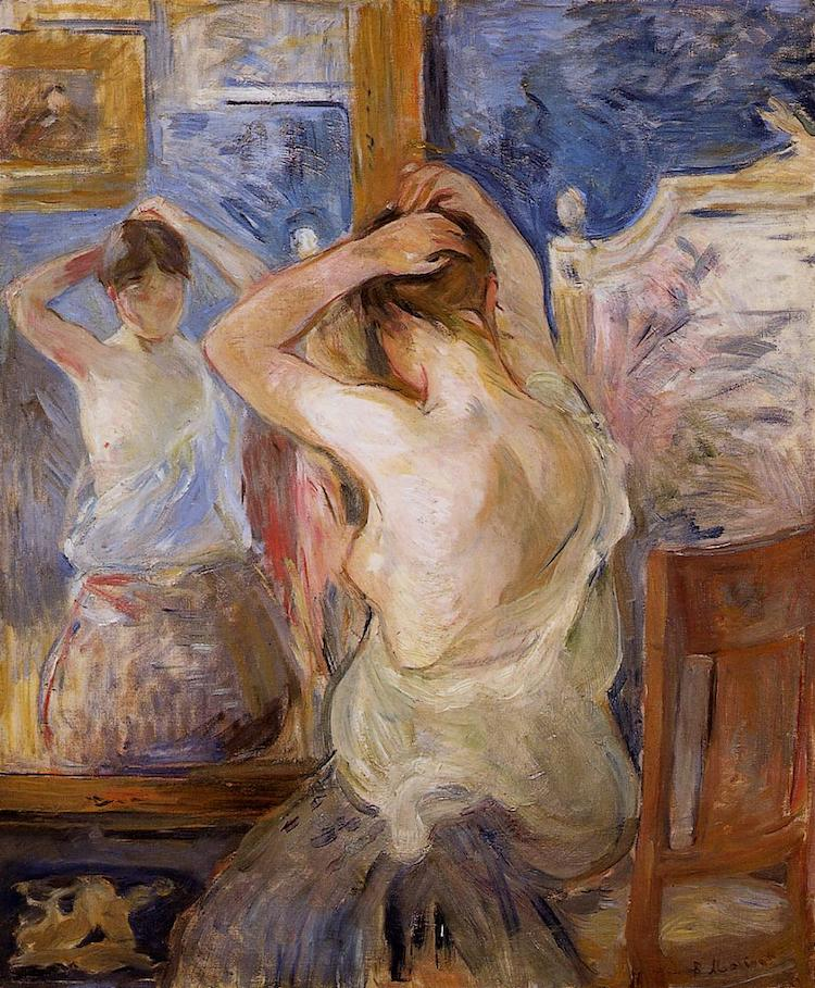 Berthe Morisot Paintings Berthe Morisot Artwork Berthe Morisot Biography Female Impressionist