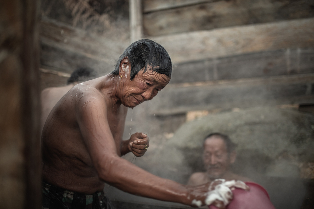 Photos of Life in Bhutan by Andrew Studer