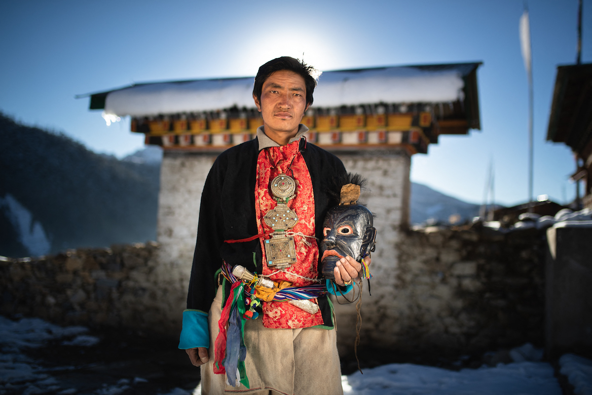 Bhutan Travel Photography by Andrew Studer