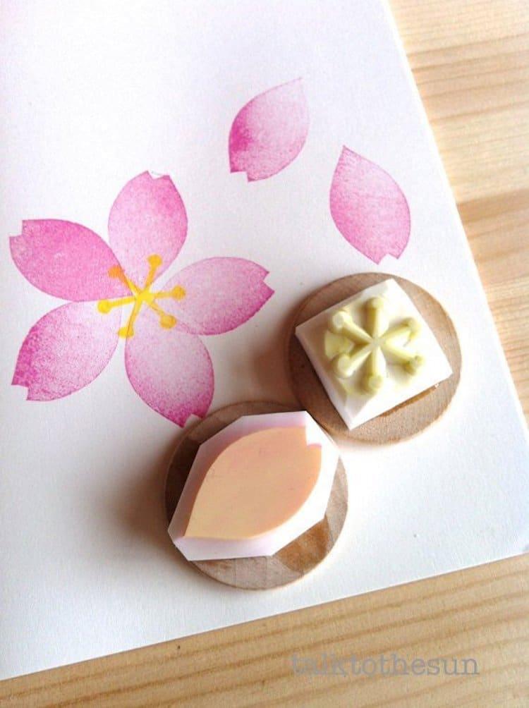 Regalos flores de cerezo regalos sakura