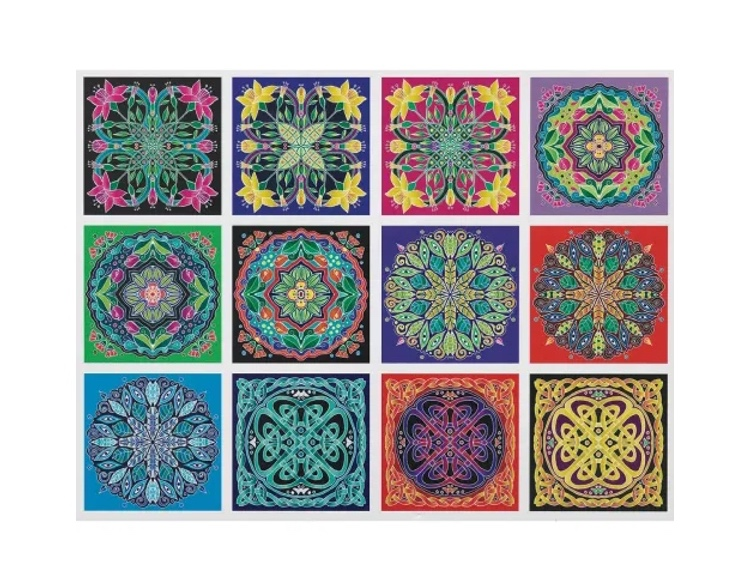 Yasutomo Kaleidoscope Series Origami Paper