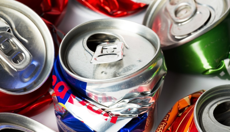 Should You Crush Cans Before Recycling Crushing Cans Before Recycling