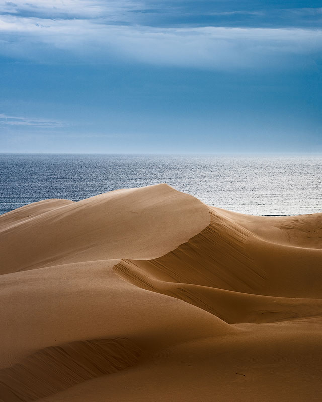 Photo of the Desert by Anton Gorlin