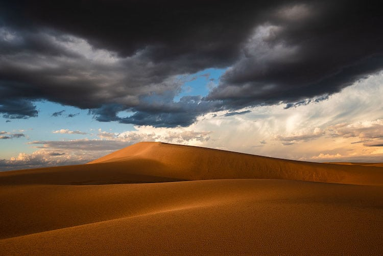 Desert Landscape Photo by Anton Gorlin