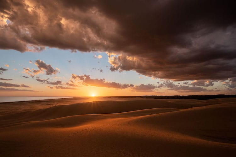 Pictures of the Desert by Anton Gorlin