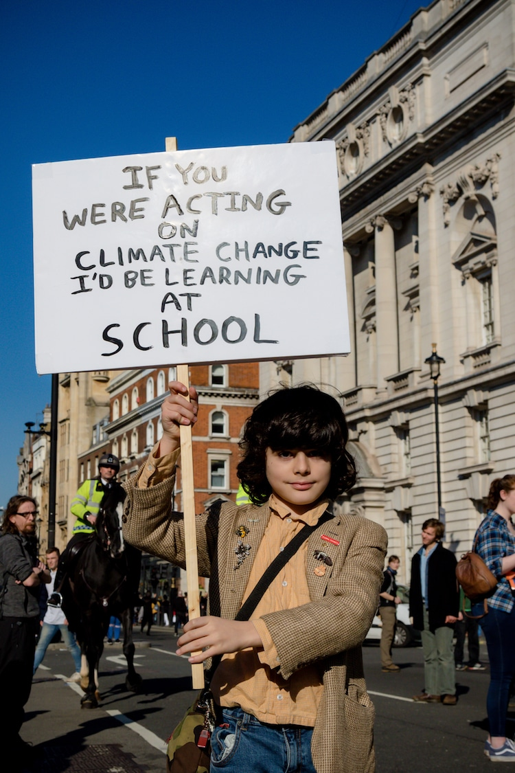 Youth Climate Strike School Strike for Climate FridaysforFuture Greta Thunberg
