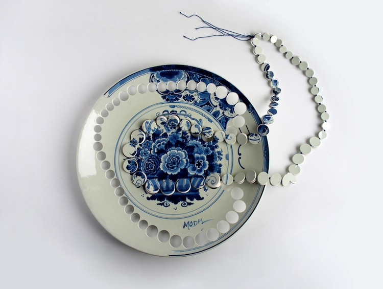 Jewelry Art by Gesine Hackenberg