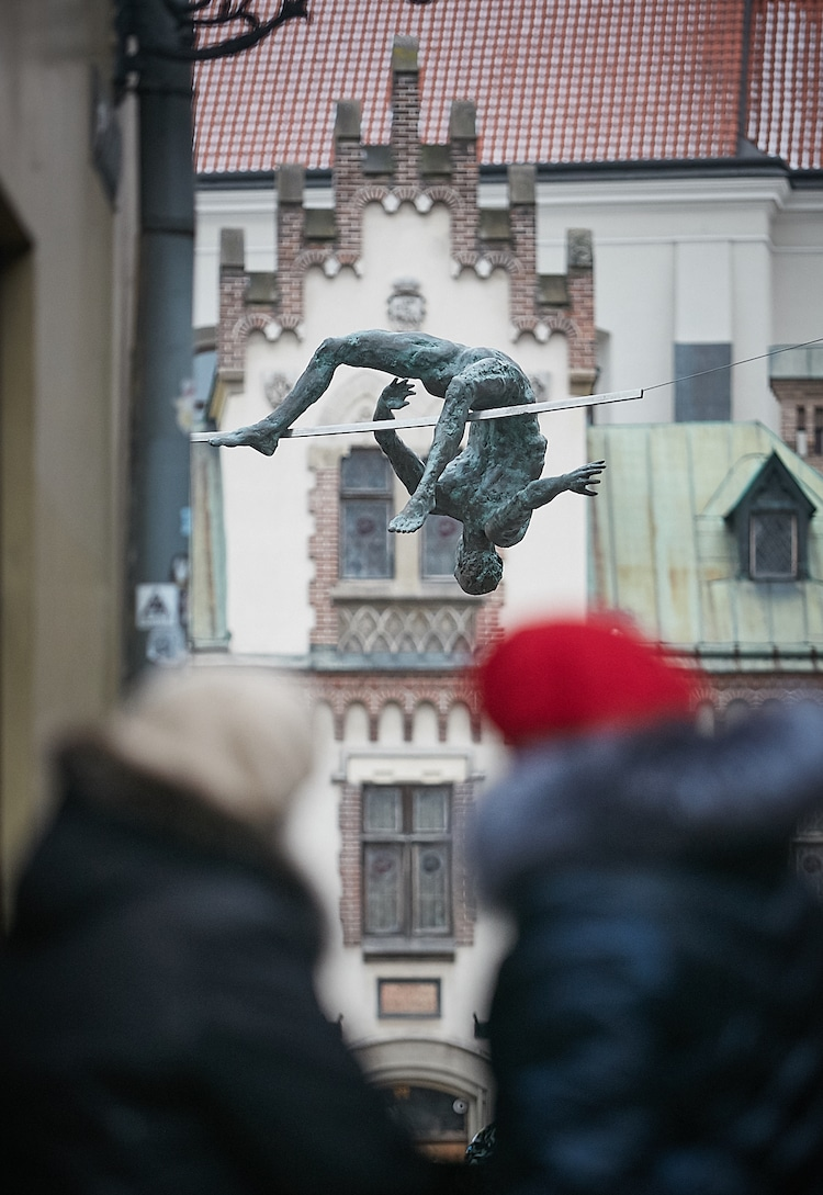 JerzyKędziora esculturas públicas