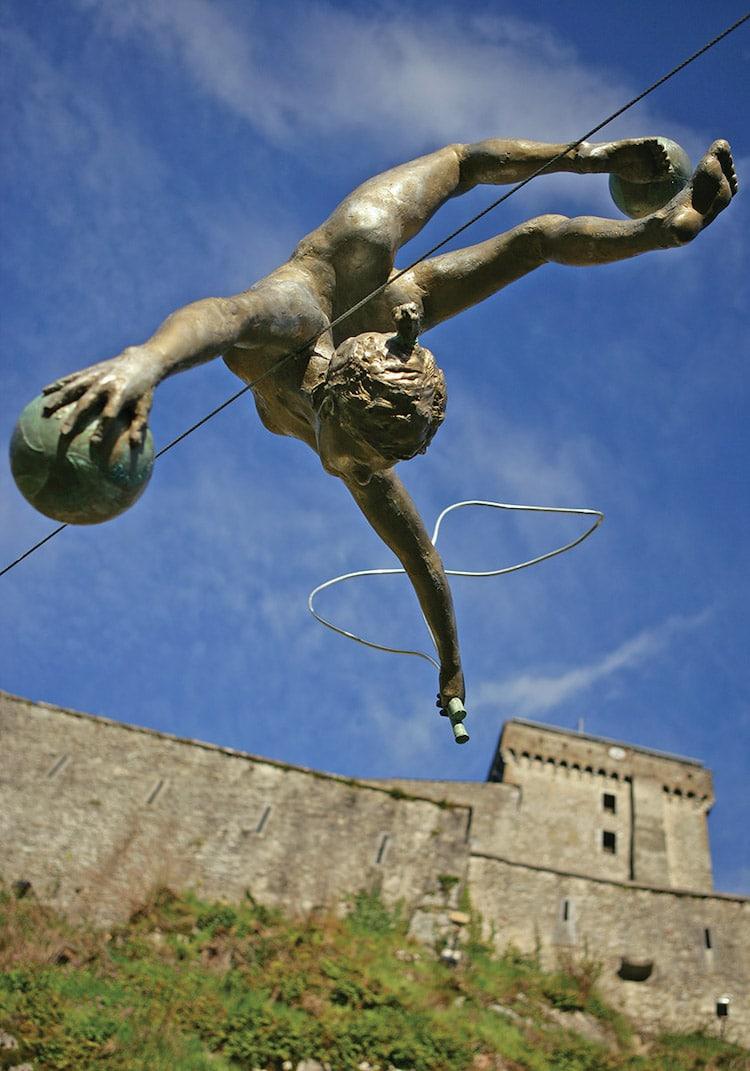 JerzyKędziora escultura pública
