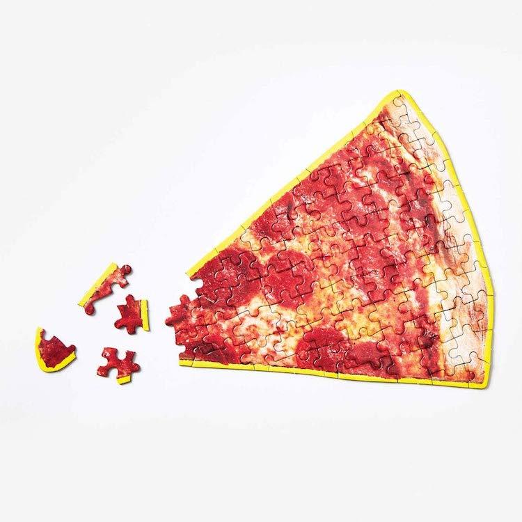 rompecabezas de pizza