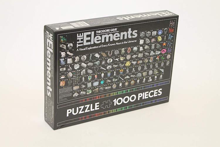 rompecabezas elementos
