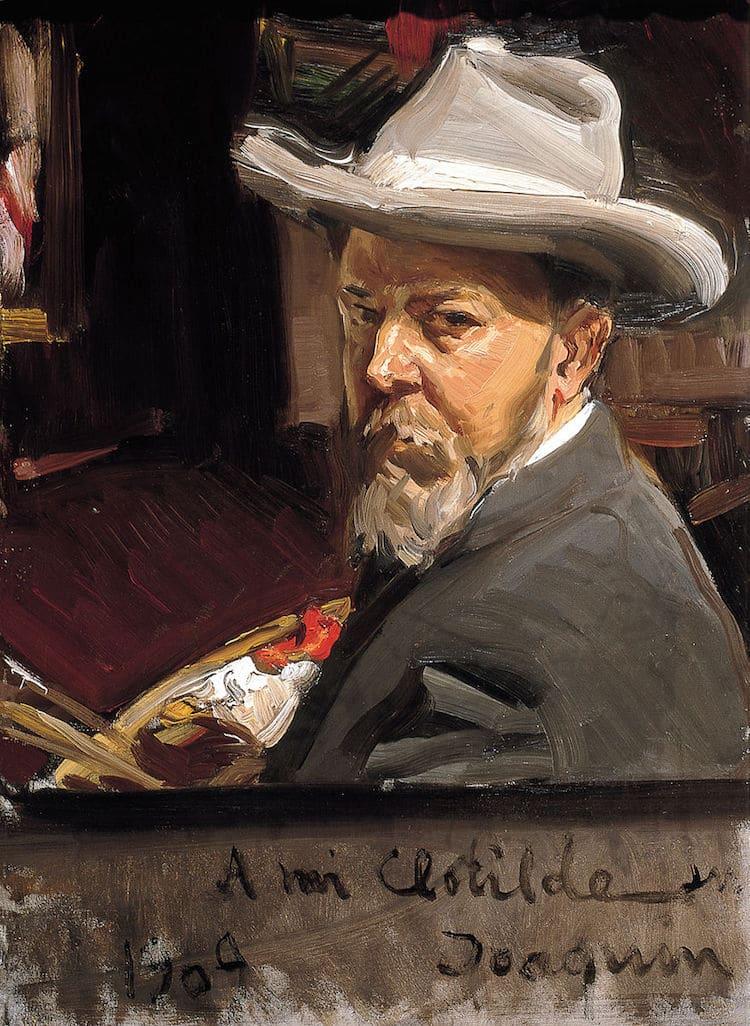 Joaquin Sorolla Spanish Impressionism