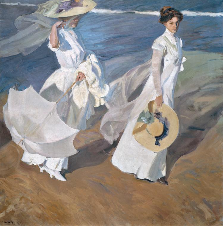 Joaquin Sorolla impresionista español