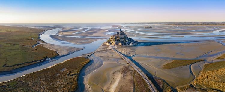 Mont-Saint-Michel Tides