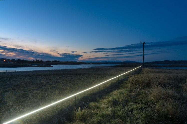 Lines of Light by Pekka Niittyvirta & Timo Aho