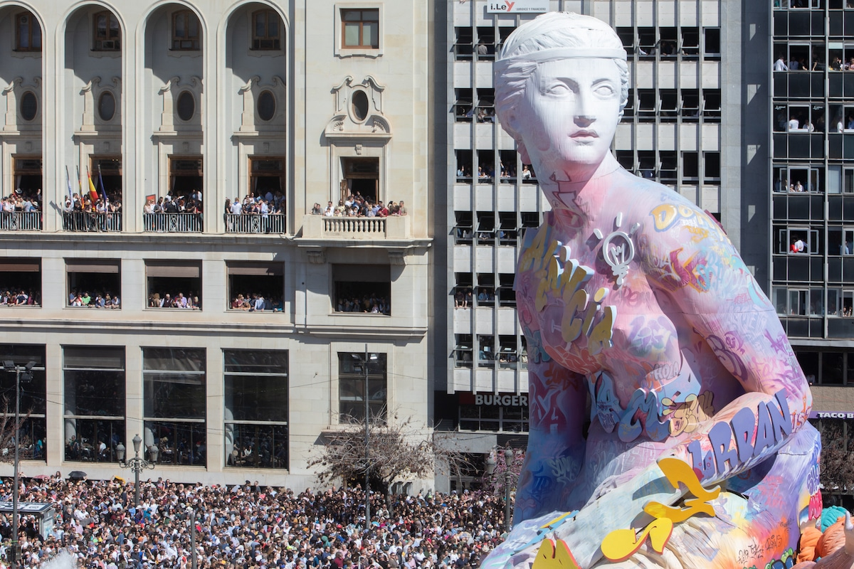 2019 Falla Mayor by PichiAvo