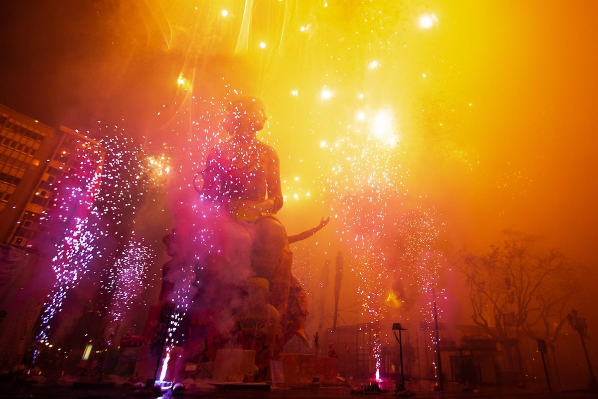 Fallas Festival 2019 by PichiAvo