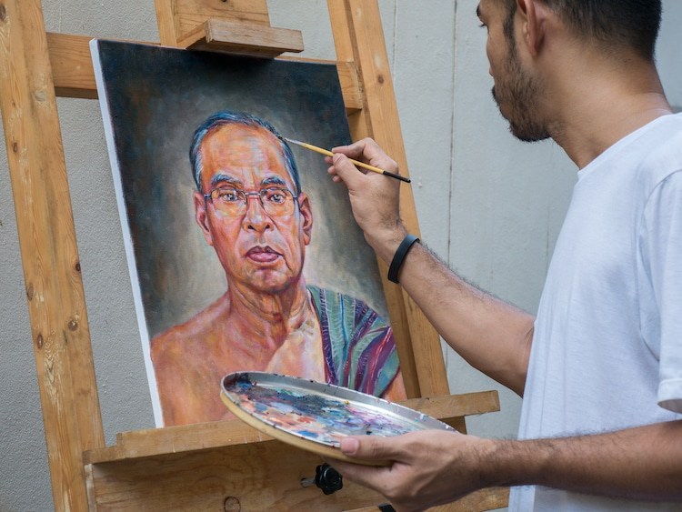 Portrait Painting Tips