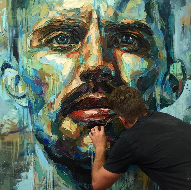 Portrait Painting Artists