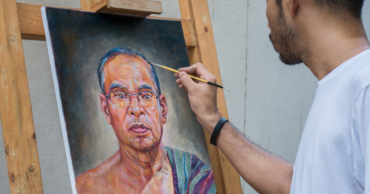 Talented Portrait Painters Share Their Top Portrait Painting Tips