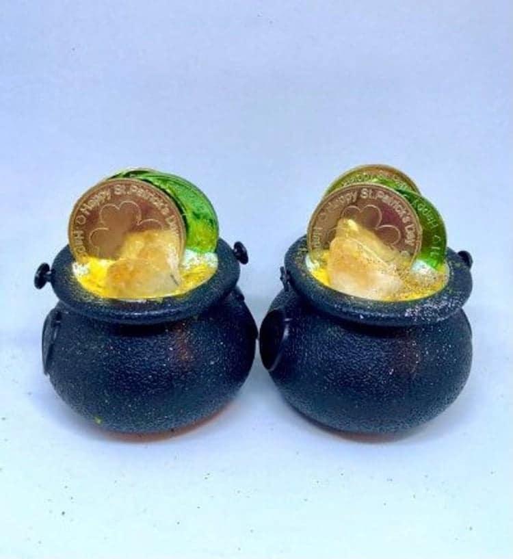 Pot o Gold Bath Bombs