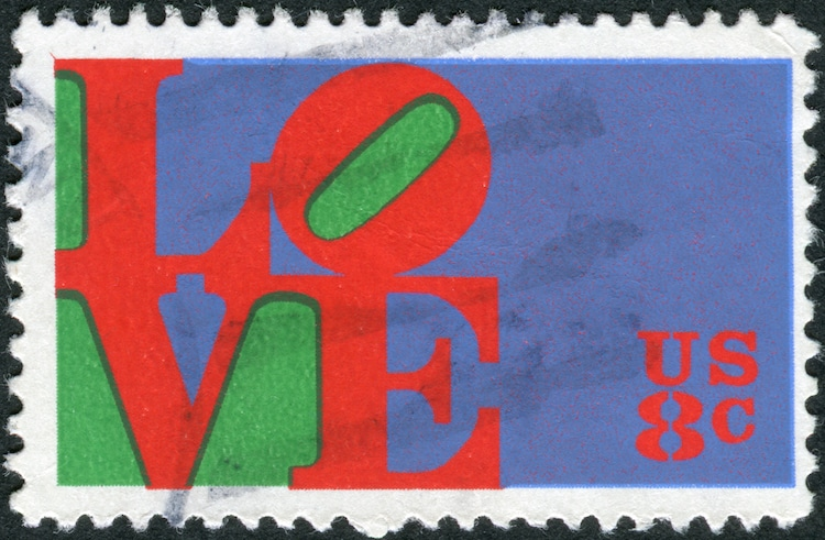 Robert Indiana esculturas LOVE