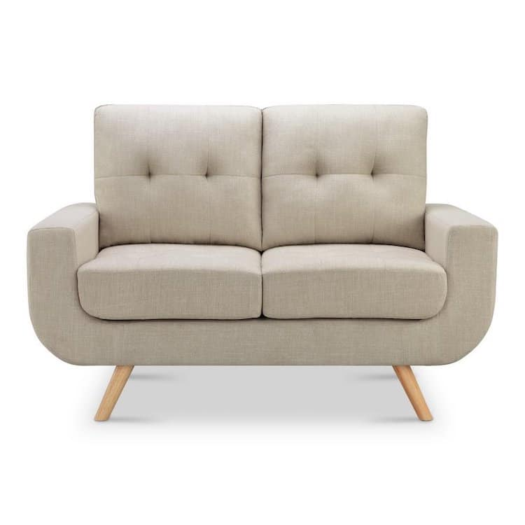 Scandinavian Design Loveseat