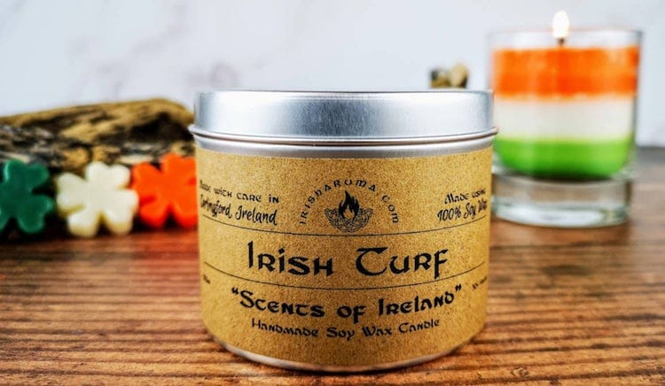 Scents of Ireland Candle