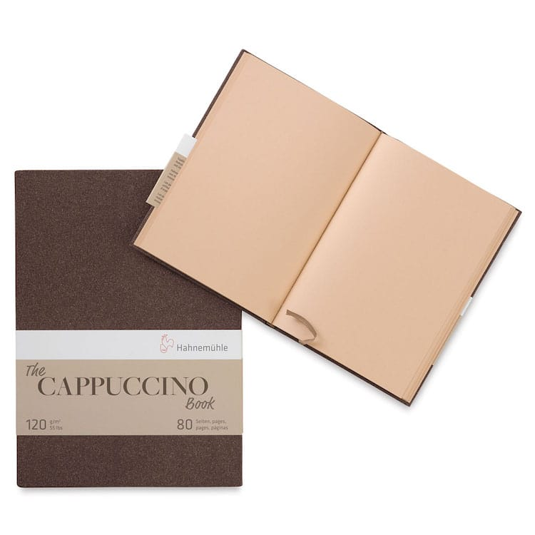 The Cappuccino Book by Hahnemühle
