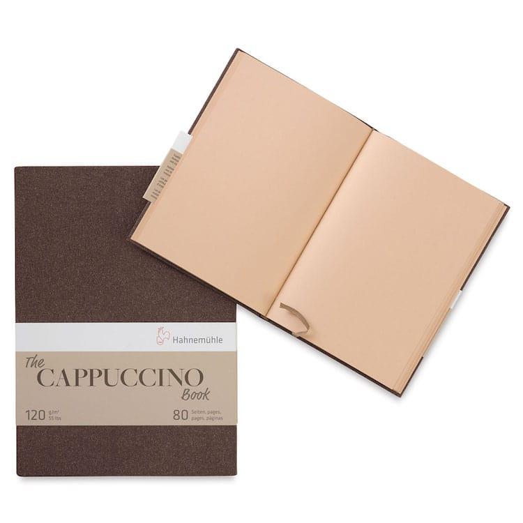 Cuaderno Cappuccino Book de Hahnemühle
