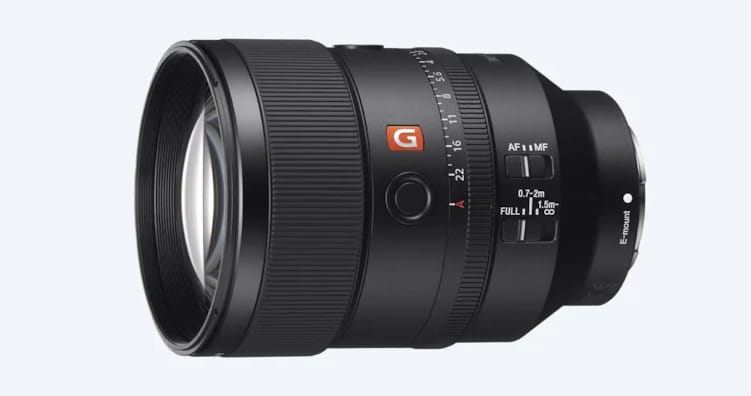 Sony FE 135mm f/1.8 G Master Prime Lens