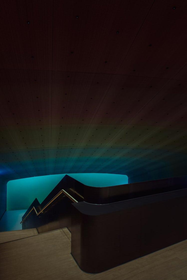 Underwater Restaurant by Snohetta