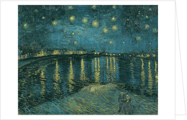 TeNeues Van Gogh Notecards Van Gogh Cards Van Gogh Greeting Cards Van Gogh Letters