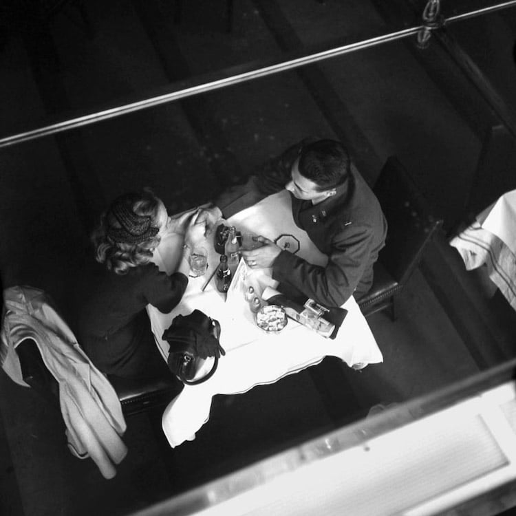 Vivian Maier Photo of a Couple