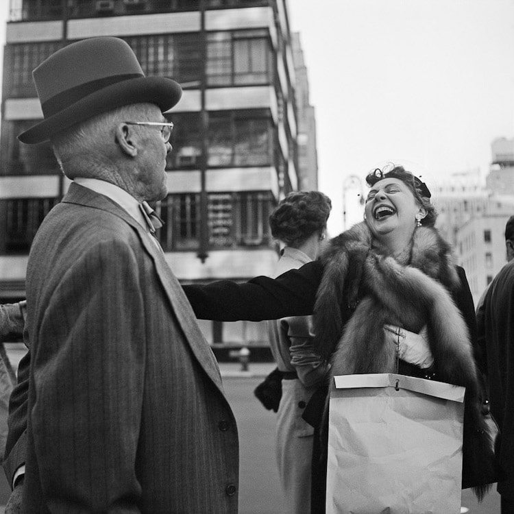 Vivian Maier Couples Photoraphy