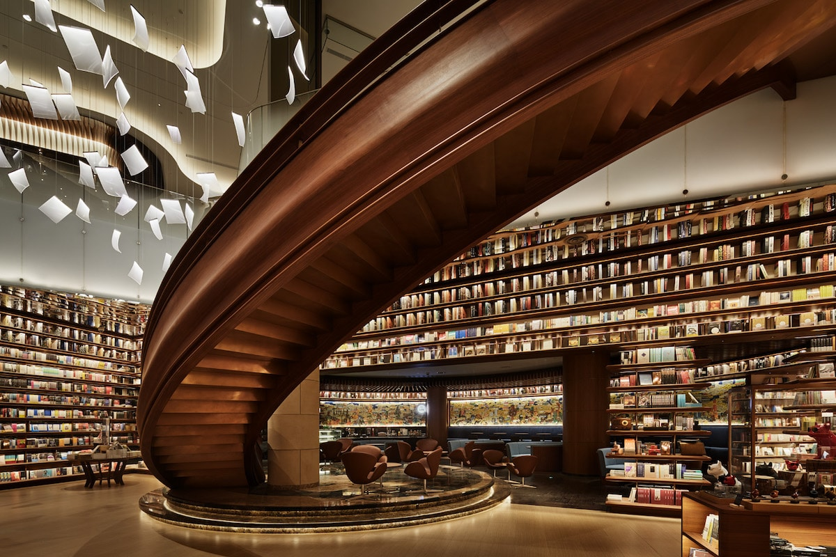 Contemporary Bookstore in China by Tomoko Ikegai