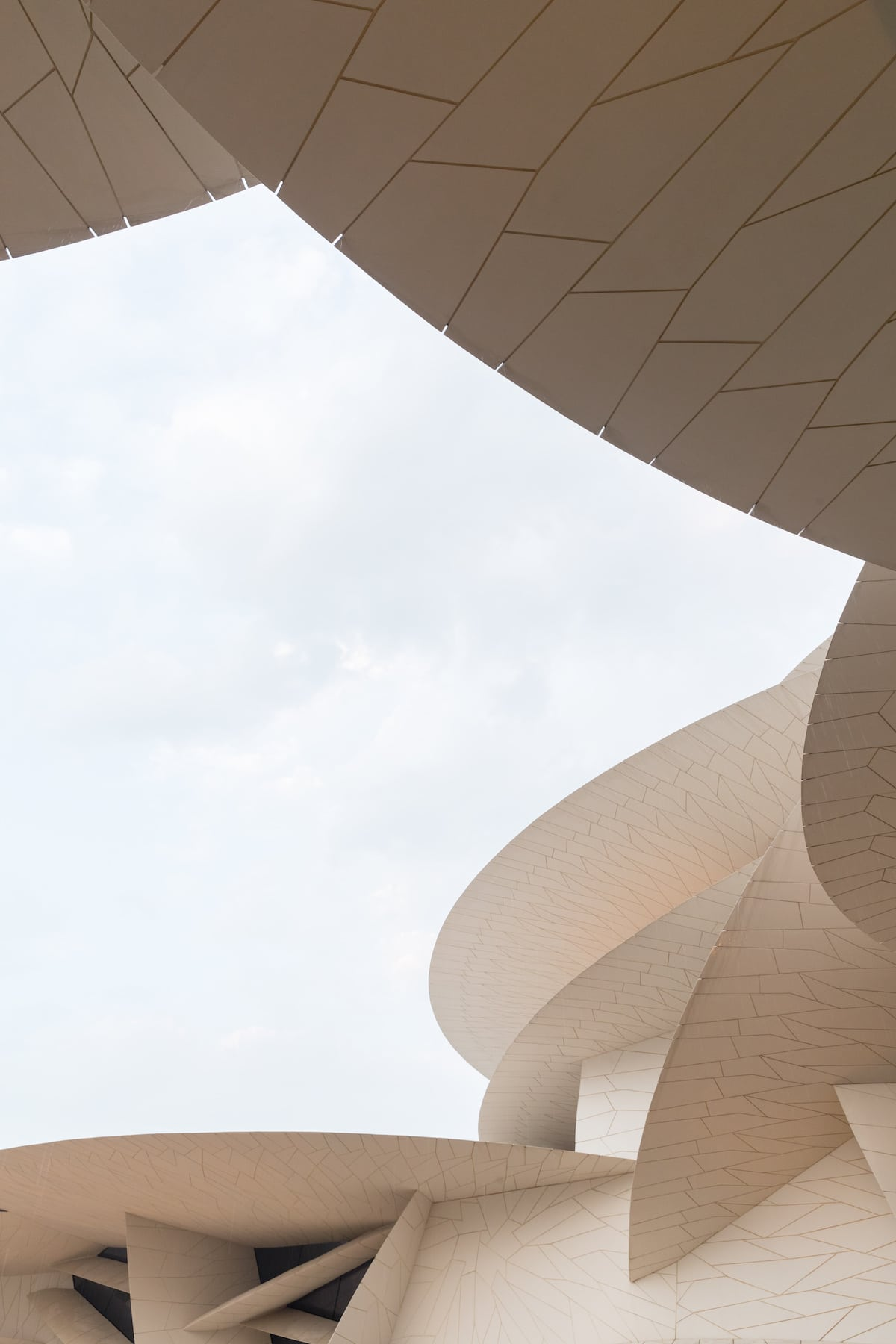 Middle Eastern Contemporary Architecture in Doha