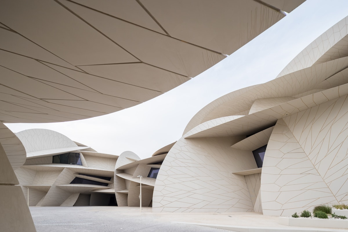 National Museum of Qatar by Ateliers Jean Nouvel