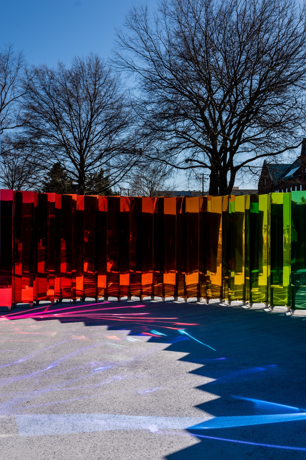 Public Art Installation by Softlab in Alexandra, Virginia