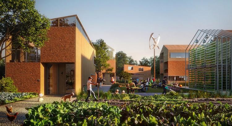 Brainport Smart District by UNStudio