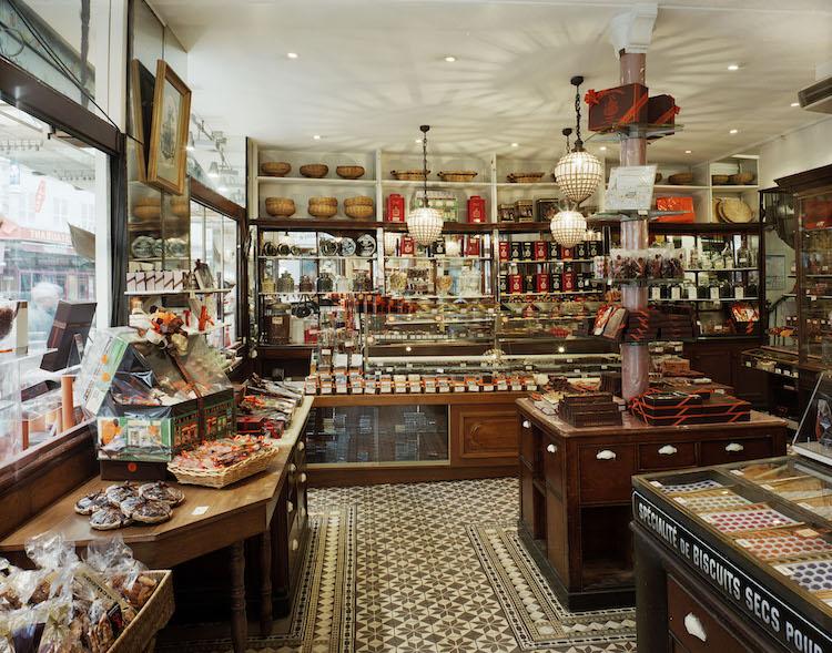 A la Mere de Famille - dulcería más antigua de París