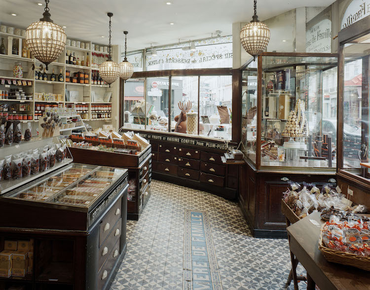 Oldest Chocolate Shop Paris