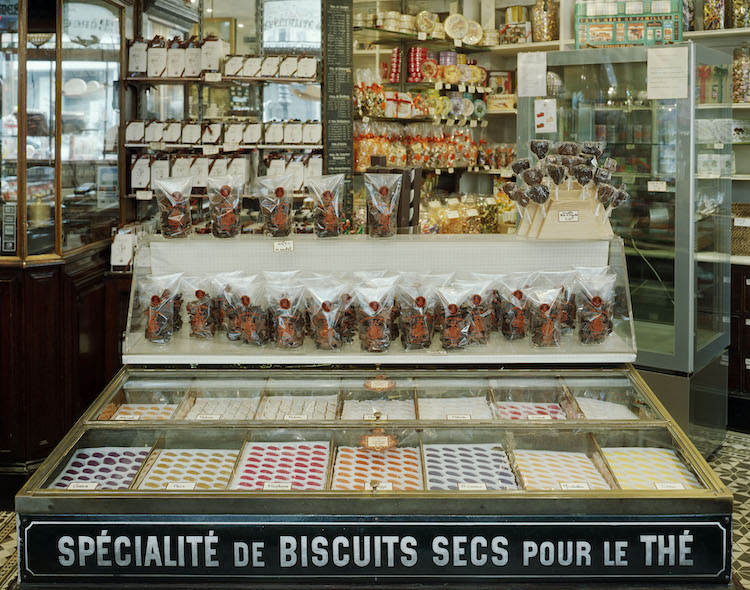 Oldest Candy Shop Paris