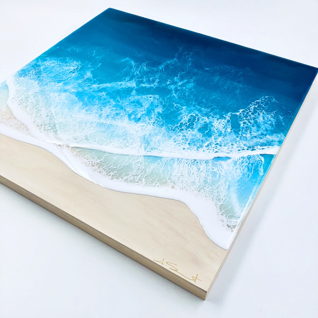 Photorealistic Waves