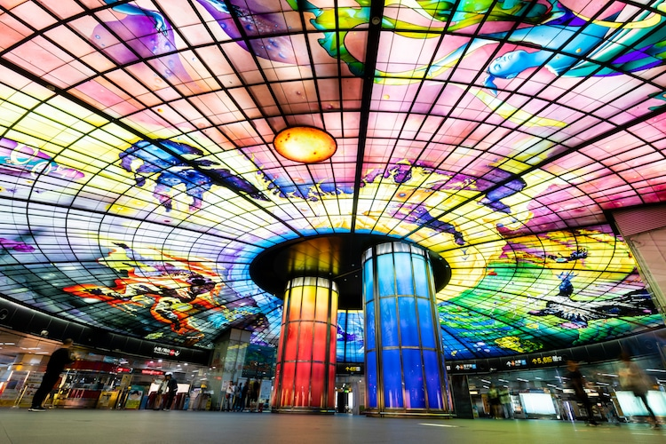 Most Beautiful Metro Stations